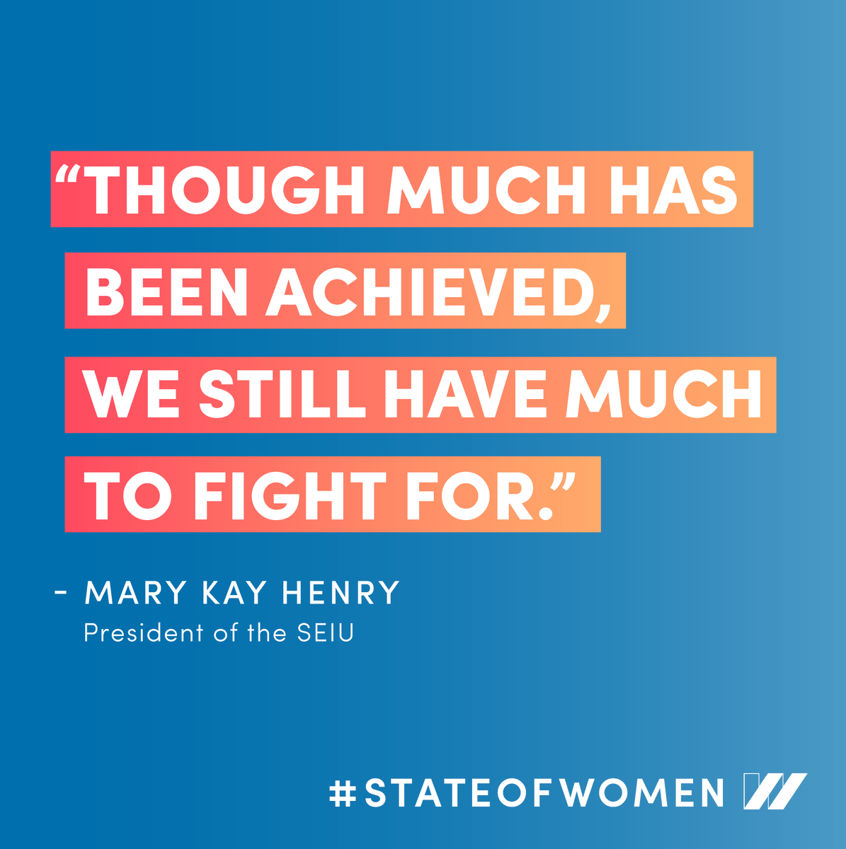 How working women are behind the most dynamic labor movement of our lifetimes: https://t.co/TzEkD5GE1w #StateOfWomen https://t.co/jVAiIwSlhV