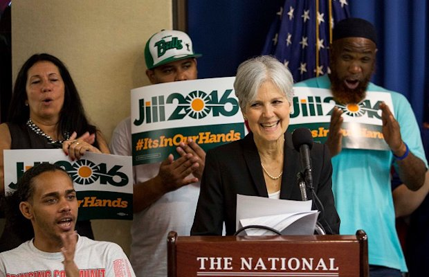 .@DrJillStein to Sanders supporters: 'There's a plan B here' https://t.co/2LY1MYzKpP https://t.co/SZmh5iORBC