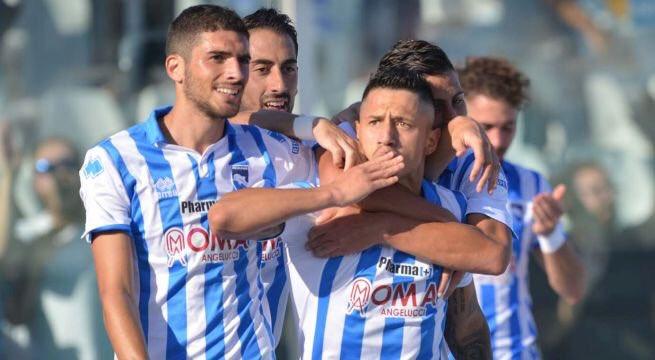 A Trapani un risultato che promuove il Pescara in Serie A
