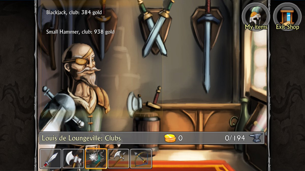 Swords and sandals - Oliver Joyce On Twitter Experimenting With The Ui For Swords And Sandals 2 Redux Last Night A Little Cleaner Less Parchmenty Gamedev