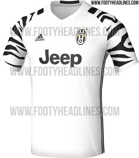 3ª camiseta de la Juventus 2016/2017 CkivZ-tWYAAPtrt