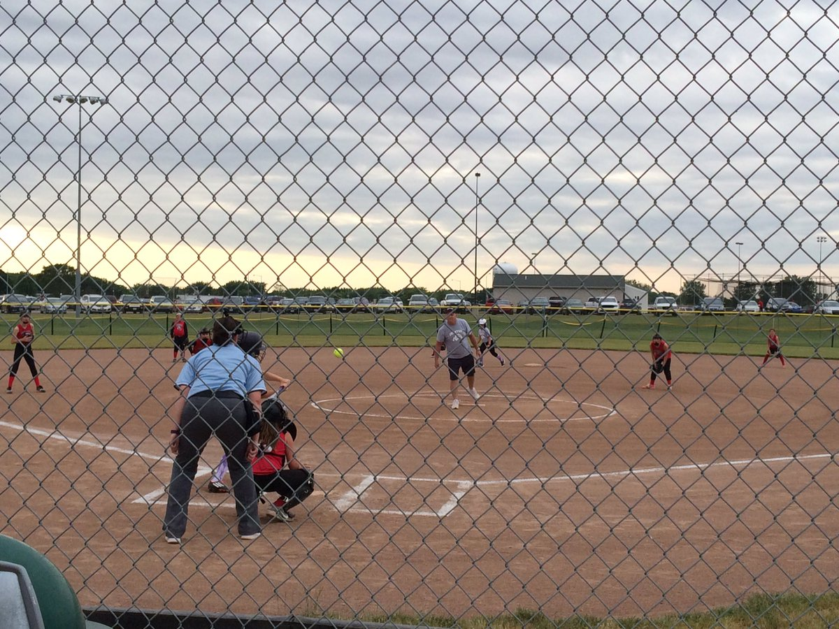 Wauseon Recreation On Twitter Play Ball Things Are In Full Swing Tonight At Biddle Park