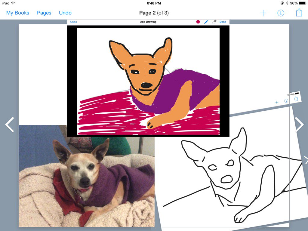 Thumbnail for #BookCreator Chat 6/9/2016