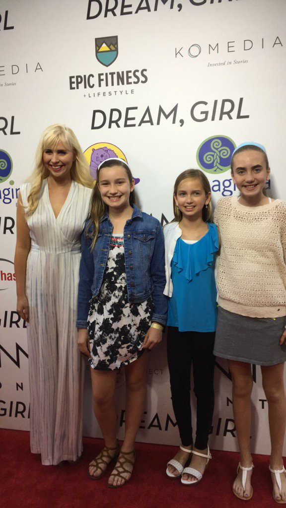 Dream BIG girls!! #DreamGirlFilm
