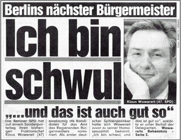 Heiko Maas On Twitter Ich Bin Schwul Heute Vor 15 Jahren Sagte K