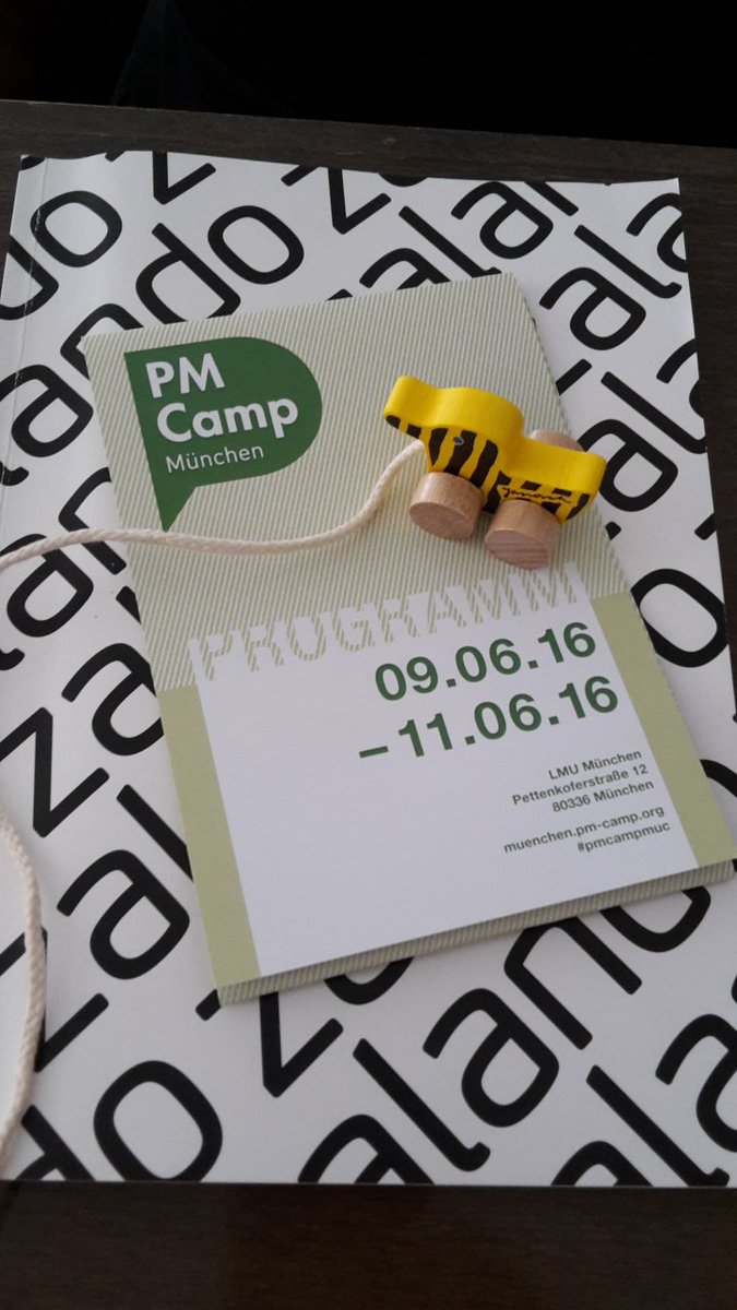 #pmcampmuc like it 👍 https://t.co/PWXQRYtsYg