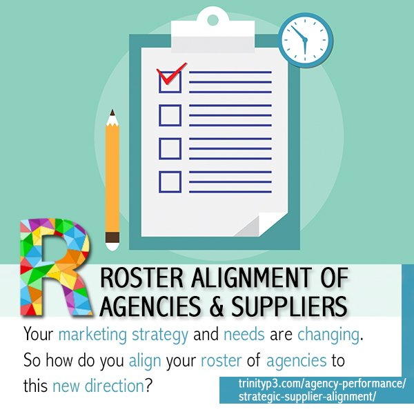 The A To Z of #Marketing Management - Roster Alignment Of Agencies & Suppliers https://t.co/YIgahDKpgd https://t.co/Q0iM2Sgsat