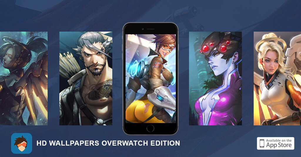 Nirav Bakshi On Twitter Overwatch Wallpapers Https T