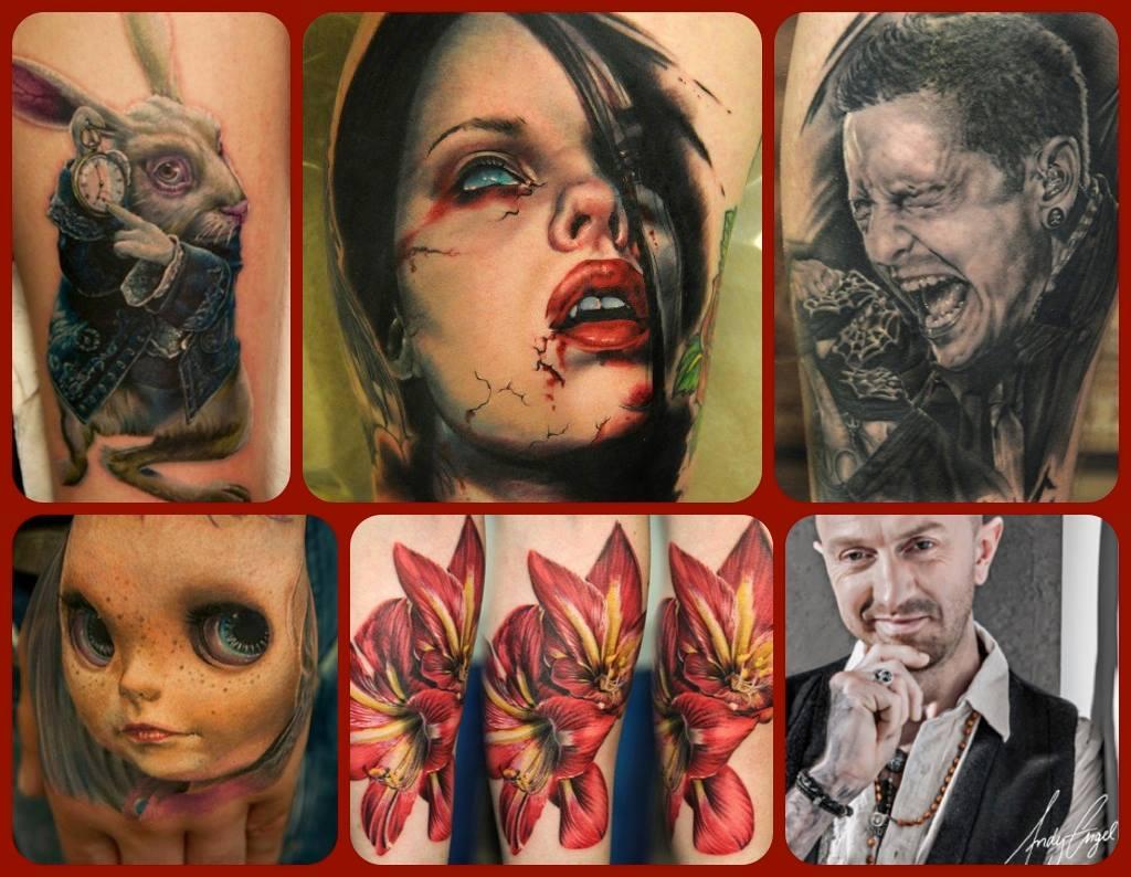 Ansprechend Tattoo Motive Engel Das Beste Von Andy