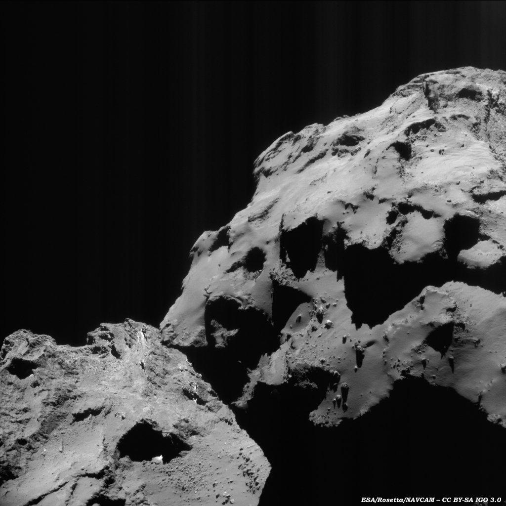 esa rosetta images - HD1024×1024