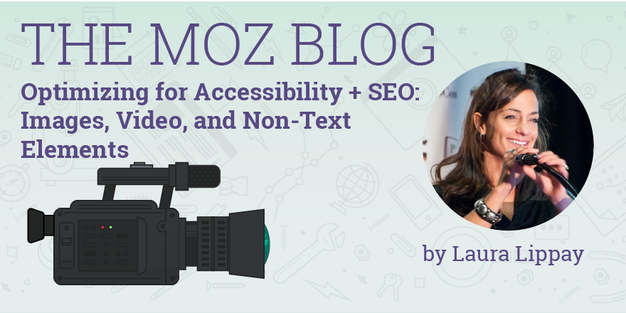 #SEO and #Accessibility overlaps in optimizing images, video and non-text elements https://t.co/2S79w69TnT https://t.co/SOxg5AZtPF