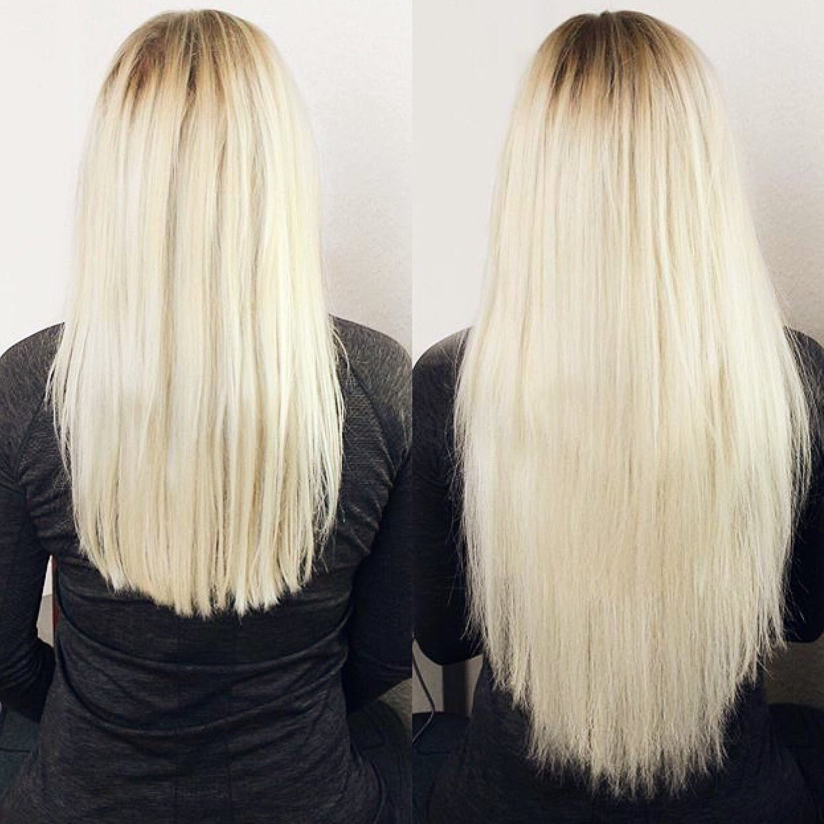 Foxy Locks Hair On Twitter Amazing Before And After Shinylipstv