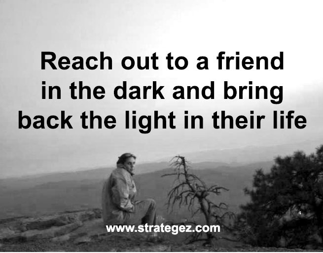 The most wonderful gift you can give is to be the light in someone's life who is feeling the darkness. @Strategez4u https://t.co/ki7vvlg9bI