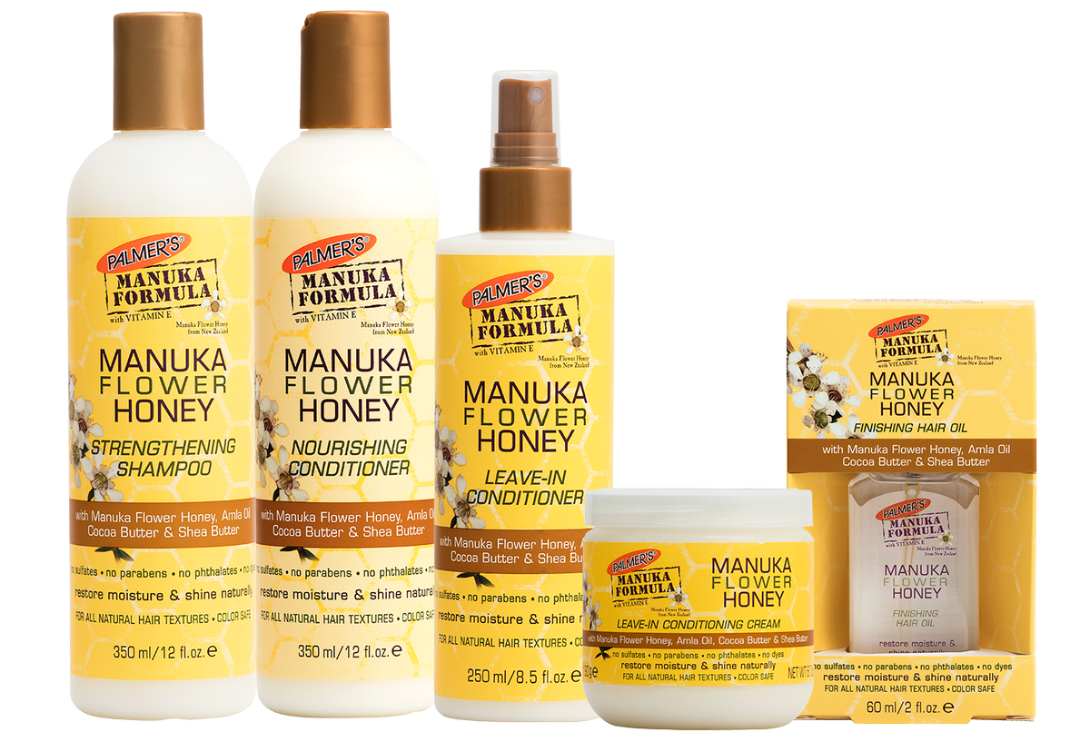#FreebieFriday The full set of @PalmersUK Manuka Honey Hair Care Range, follow and RT to win! https://t.co/SFj2g7VoMS