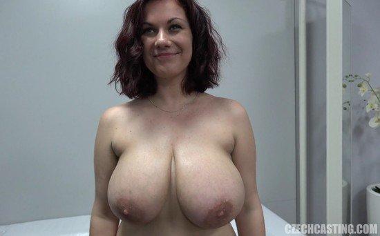 Big Natural Tits Cum Face