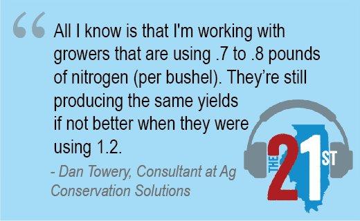 He uses #covercrops & conservation #tilling so the soil can manufactor its own nitrogen. https://t.co/fym2x3n4aV https://t.co/W2Z7I21tJS