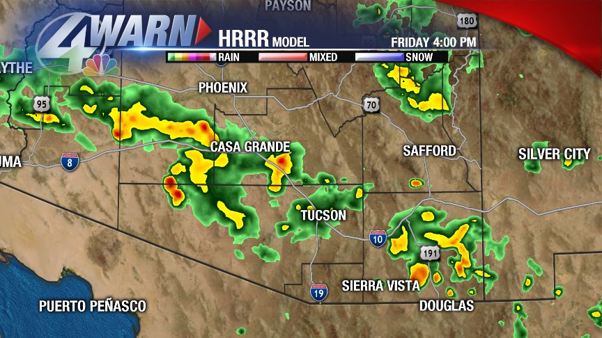 Kvoa Weather On Twitter Hi Res Models Honing In On Areas Along