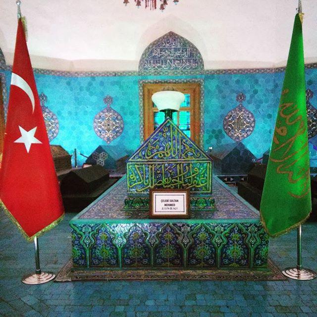 Çelebi Mehmed Han Türbesi / Bursa  Fotoğrafı gönderen: Murat Pak