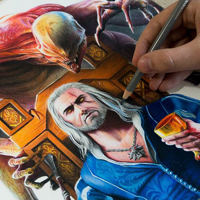15 Awesome Video Game Art Pieces
