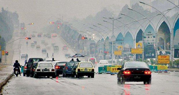اسلام آباد اور گرونواح میں تیزہواوں کے ساتھ موسلادھاربارش https://t.co/vRG5cHwUAT #Rain #Islamabad https://t.co/GcViocpEl2