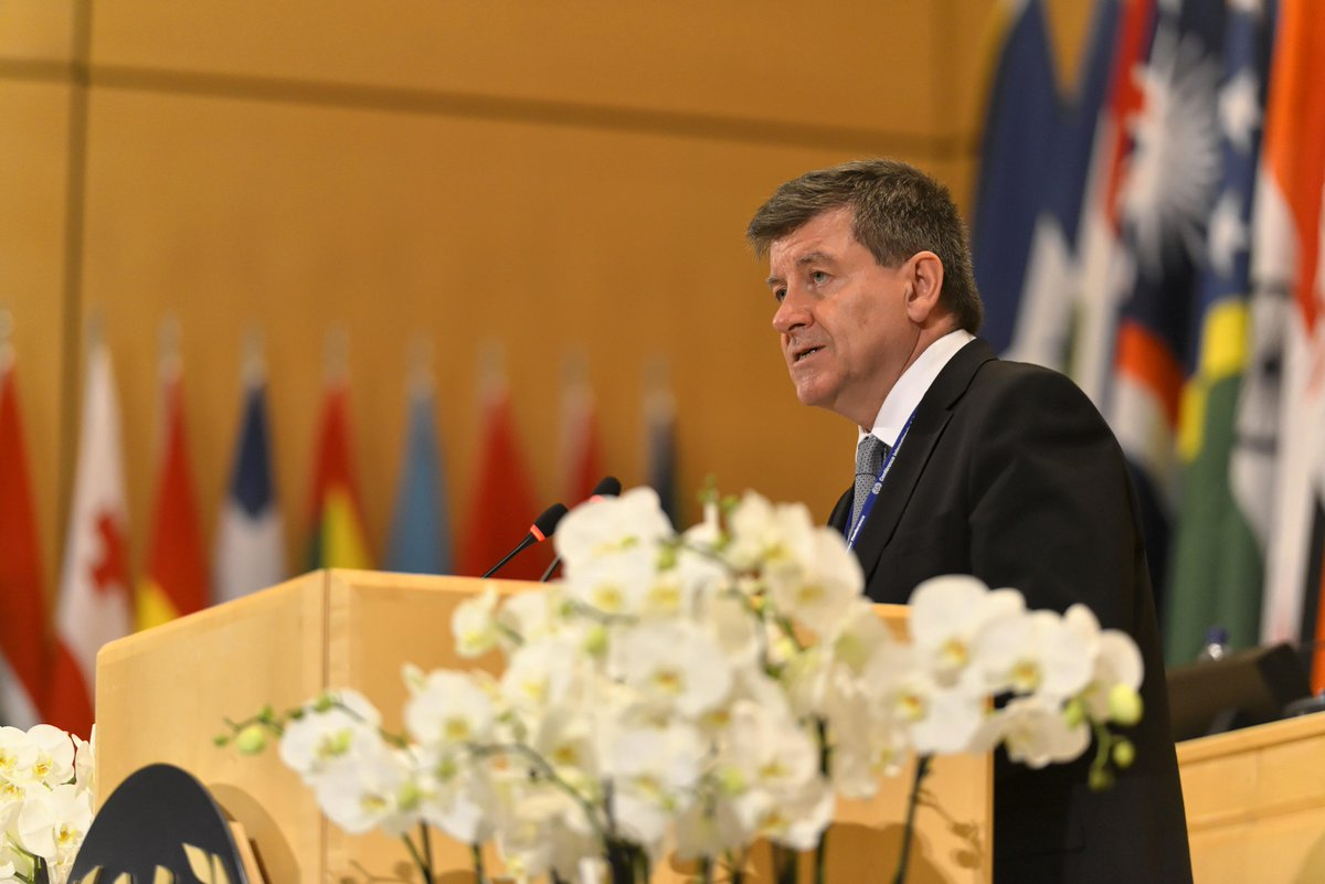 #ILC2016 has set the course for making poverty history by 2030 says @GuyRyder https://t.co/lECV0G8mZm