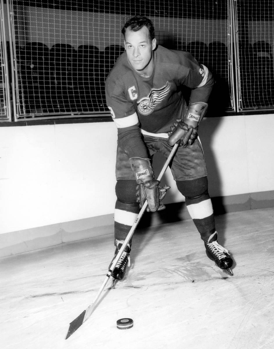 mrhockey a biography on gordie howe essay