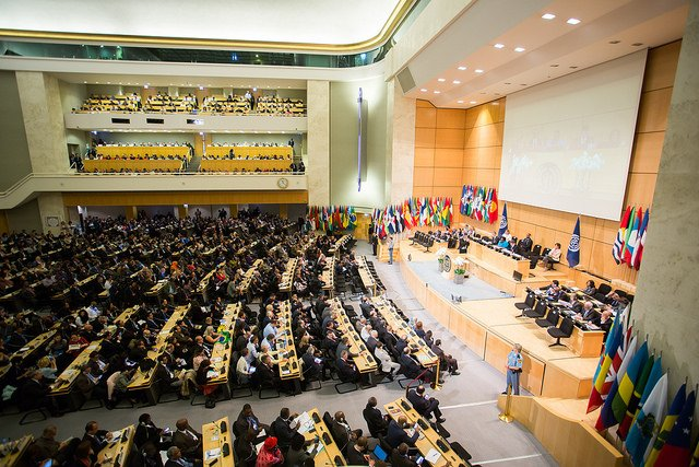 The 105th Session of the International Labour Conference has now drawn to a close. Thanks for following #ILC2016! https://t.co/xHfIfxM0A1