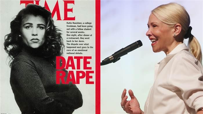 Katie Koestner: Date rape activist Katie Koestner responds to