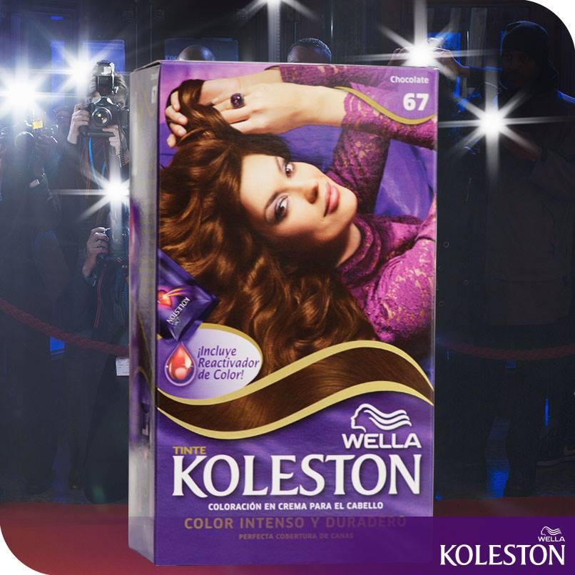 A cor 67 - Chocolate de Koleston é a preferida de muitas mulheres! Nos conte: qual é a sua favorita? 💜