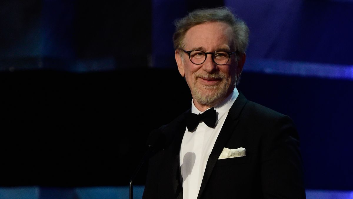 Steven Spielberg is working on a 'family-oriented' VR project