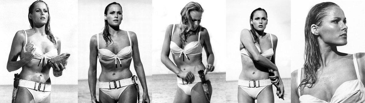 Il bikini di Ursula Andress