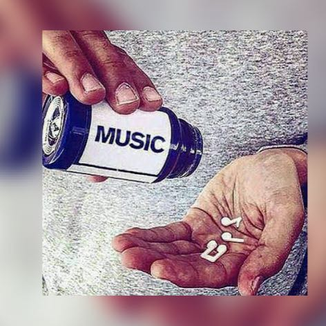 drug recovery music