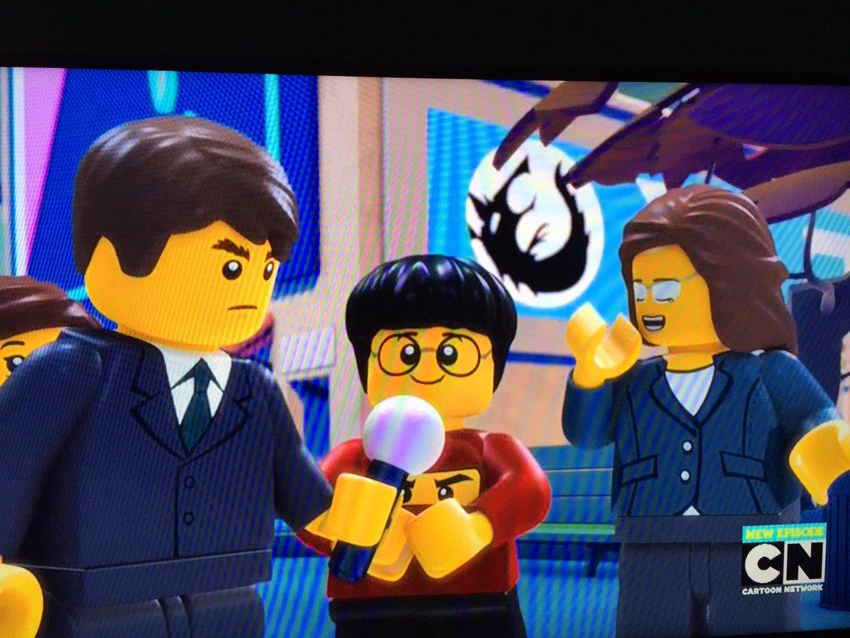 Lego Ninjago News On Twitter Watching Skybound On Cartoon Network