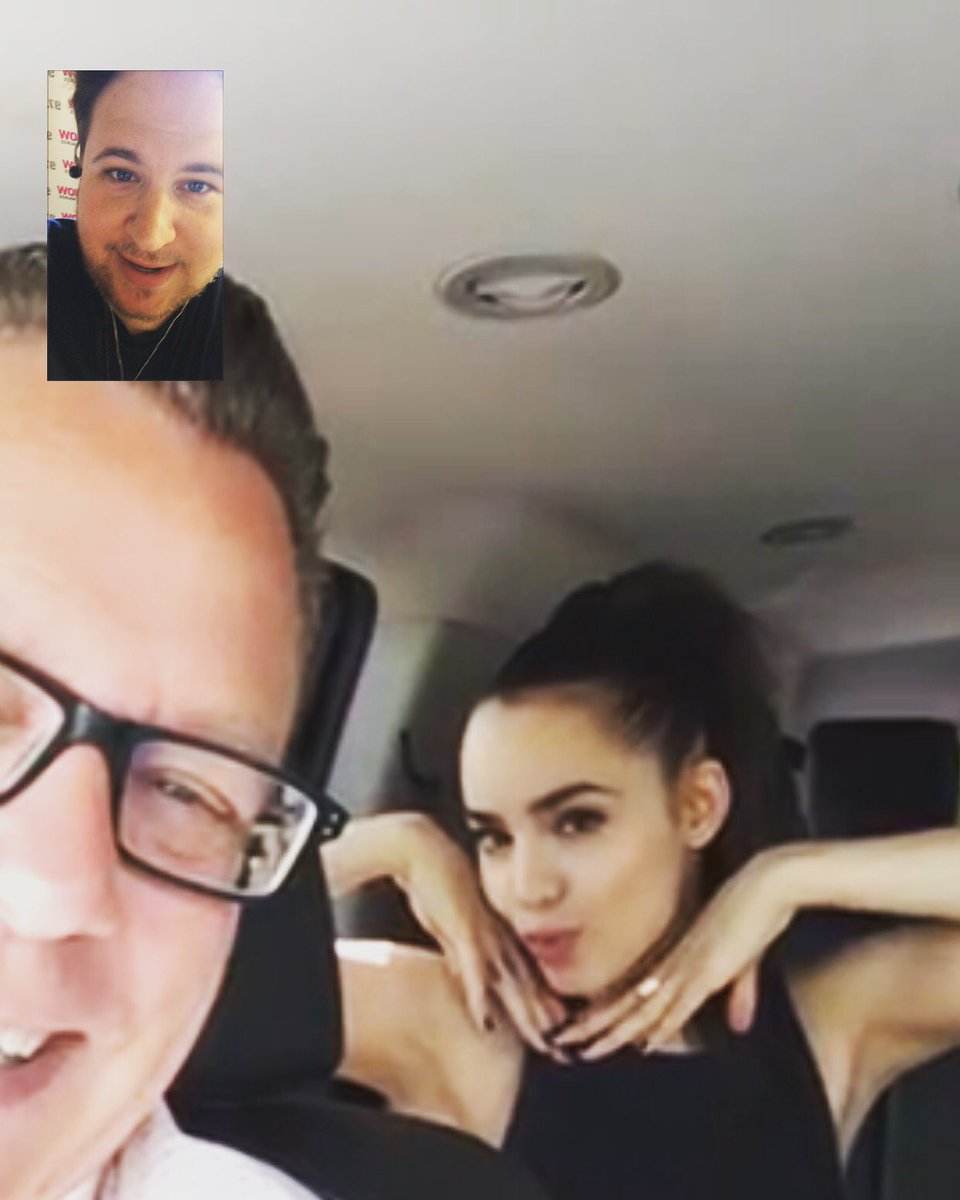 FaceTiming with the homies @SofiaCarson and @Ennisdj https://t.co/brFkgIm97U