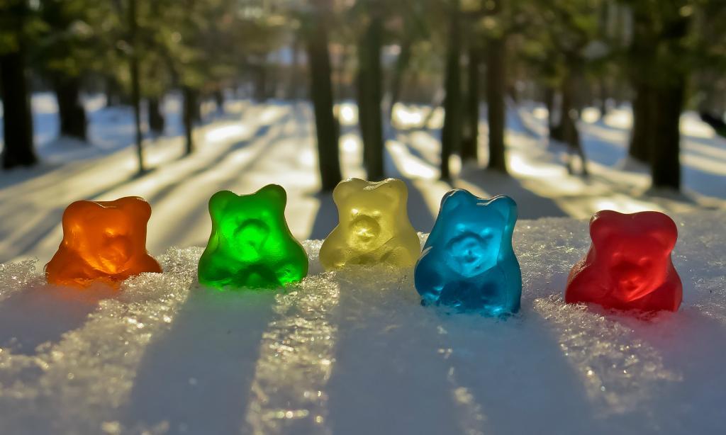 Colorado Will Ban Cannabis Gummy Bears Next Month