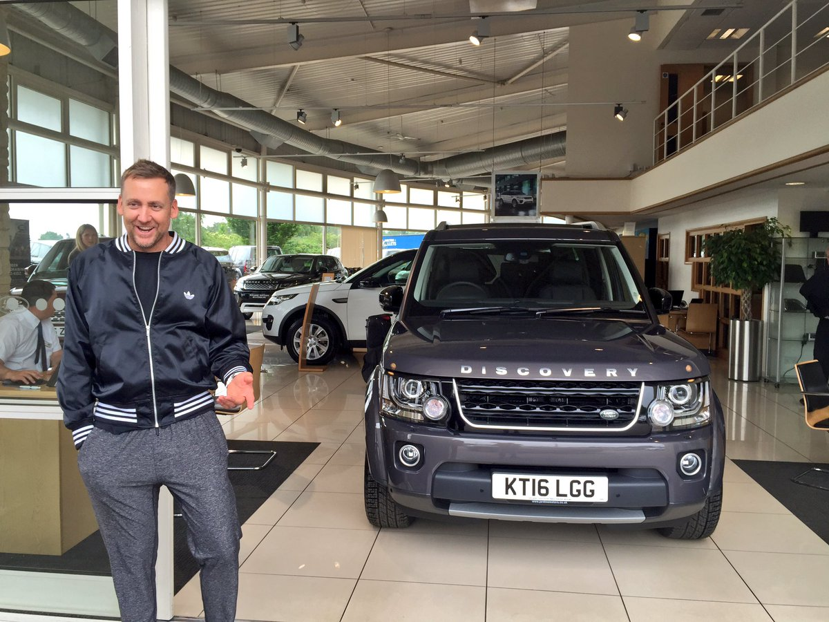 Lancaster Land Rover >> Ian Poulter On Twitter Thanks Russell Colin Richard At