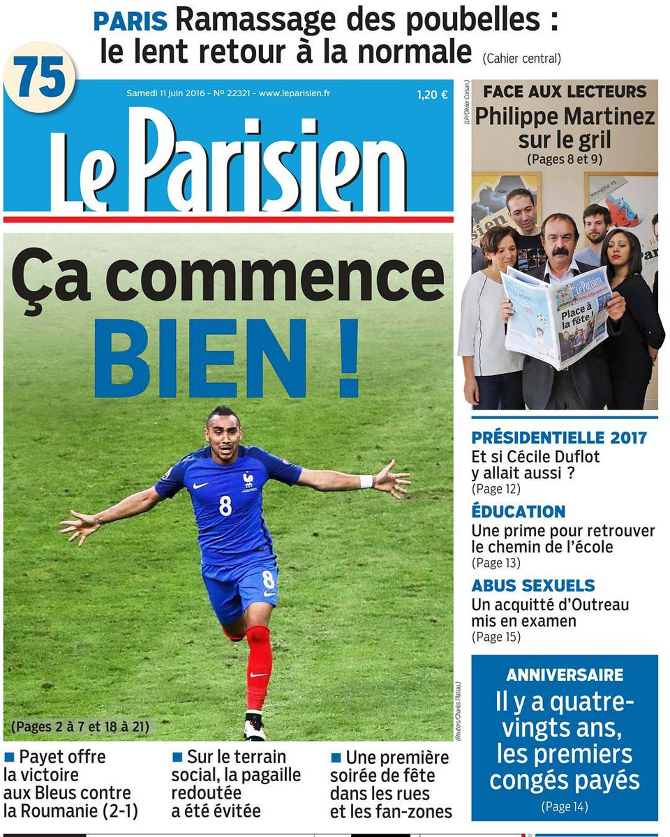 frarou la victoire des bleus la une de votre journal le parisien aujourd 39 hui en france ce. Black Bedroom Furniture Sets. Home Design Ideas