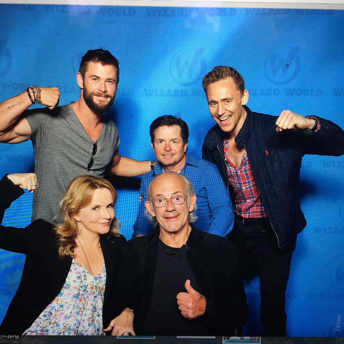 Just to good to keep to myself @realmikefox @chrishemsworth @twhiddleston #doc https://t.co/GPhNF7wez6