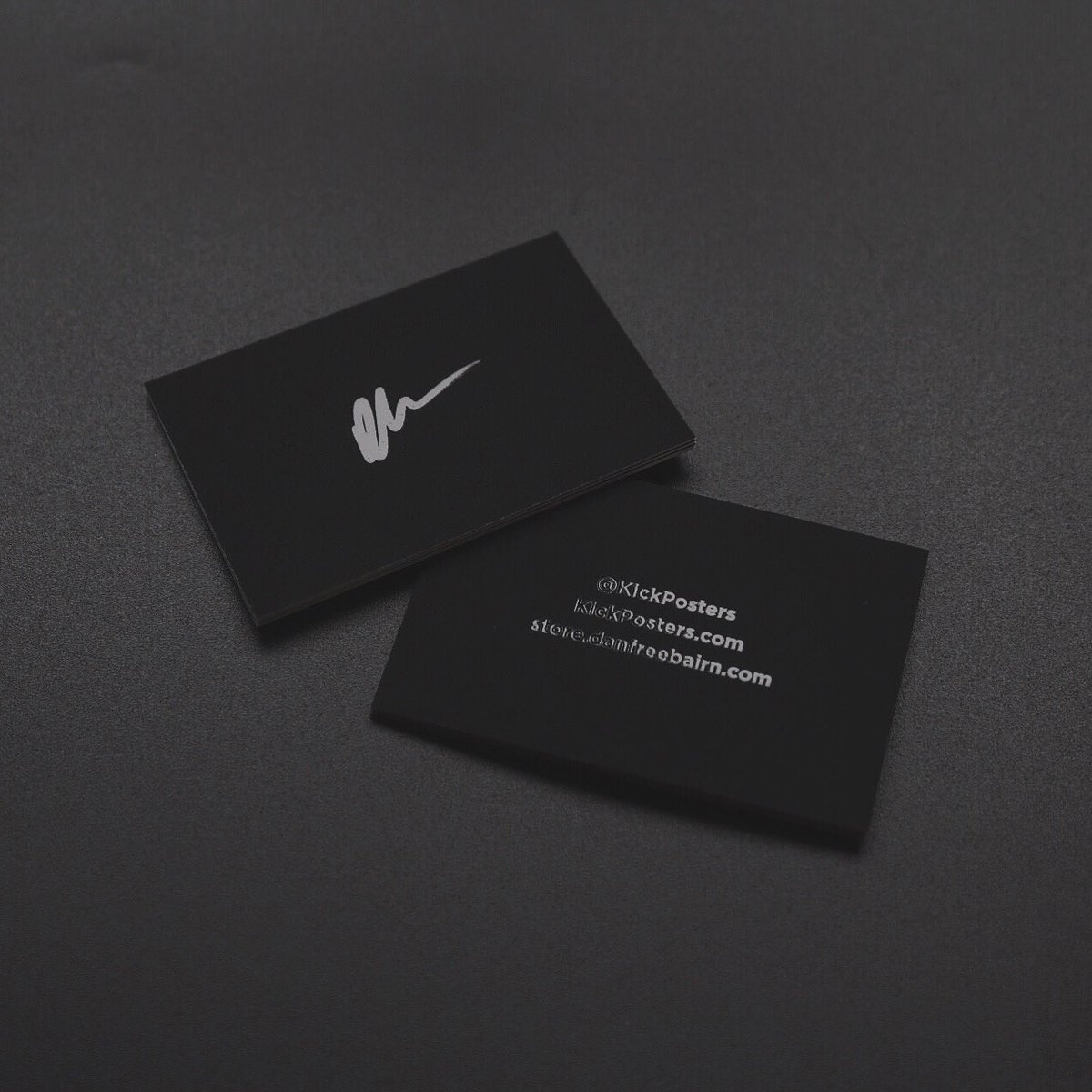 Dan freebairn on twitter new gloss black on matte black business dan freebairn on twitter new gloss black on matte black business cards via moo reheart Choice Image