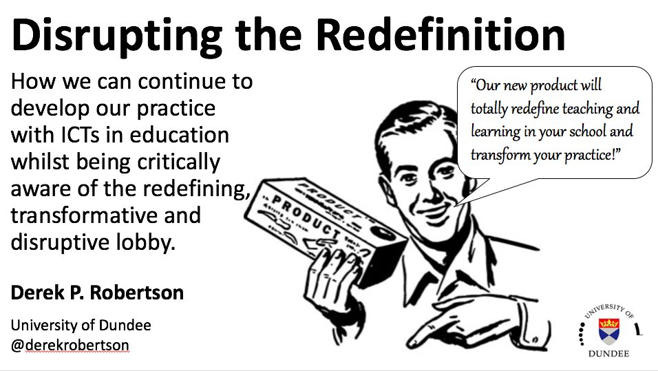 Enjoyed giving talk about digital tech, indusry push & harvesting of prof. capital of teachers #redefinelearning https://t.co/2puWJhIhDw