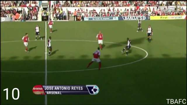 Throwback to the top 10 best goals of Arsenal's 49 game unbeaten run #Invincibles