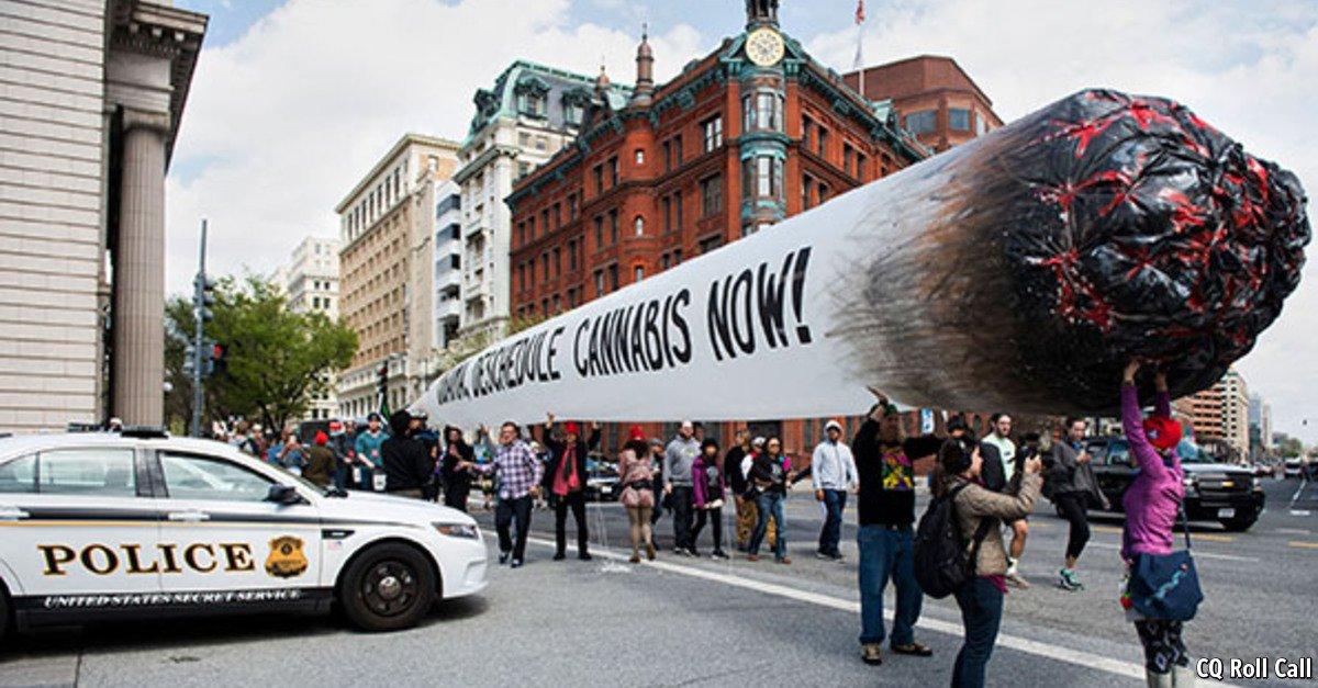 The District's odd governance makes for even odder drug laws