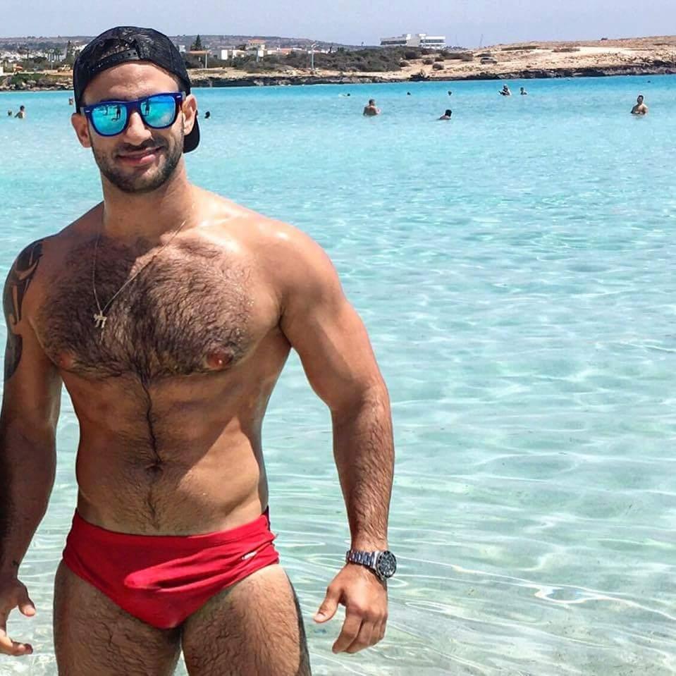 arab friends trying anal gay