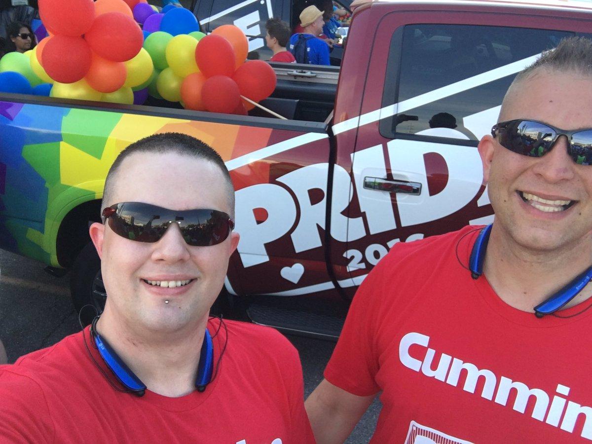 from Weston indianapolis gay pride