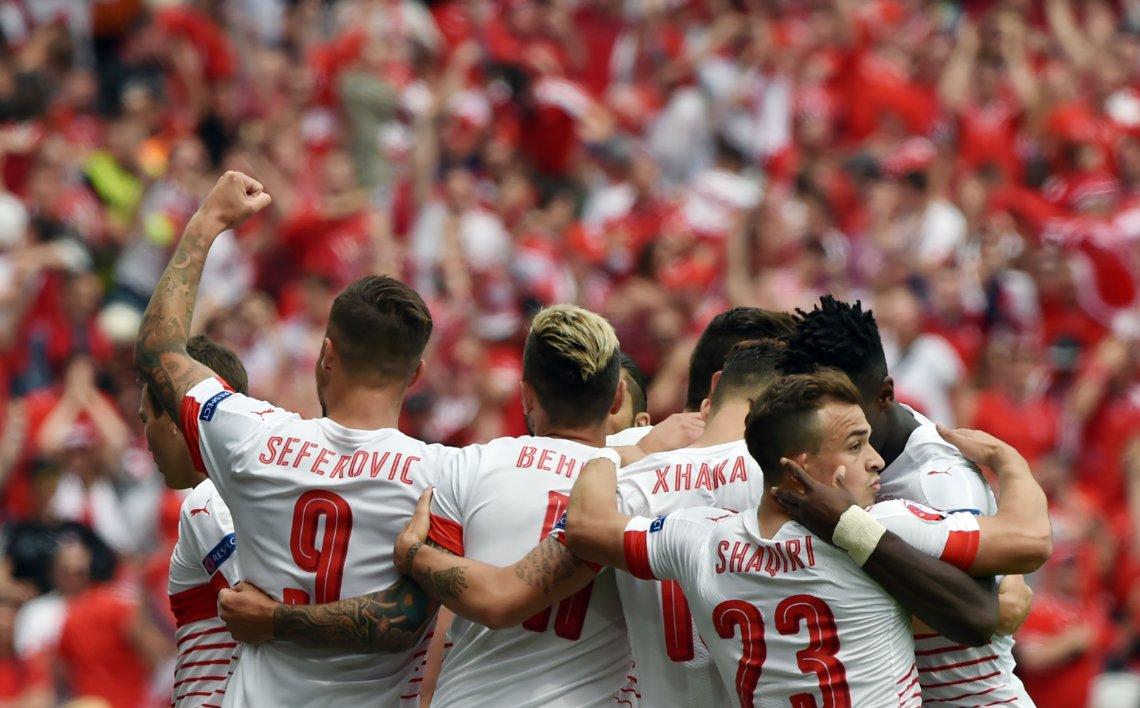 Video: Albania vs Thụy Sĩ