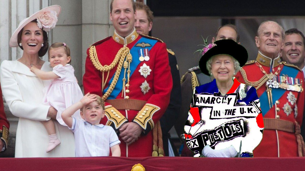 Queen Mother 100th Birthday Parade/Part 2 - YouTube