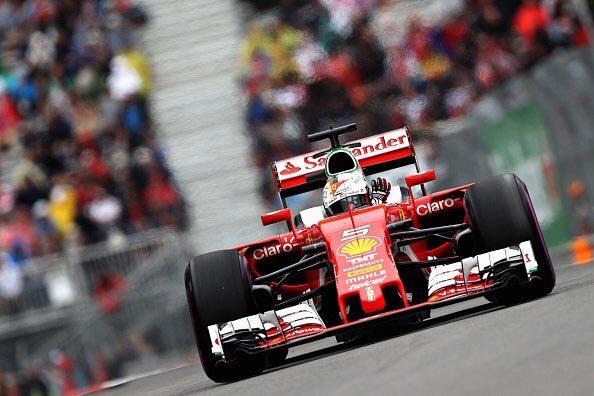 Le qualifiche di Canada GP F1 promettono bene: Vettel il più veloce nelle 3° libere