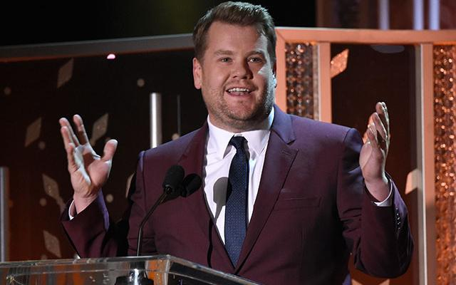 James Corden Knows Exactly Which Strain of Cannabis He Would Be