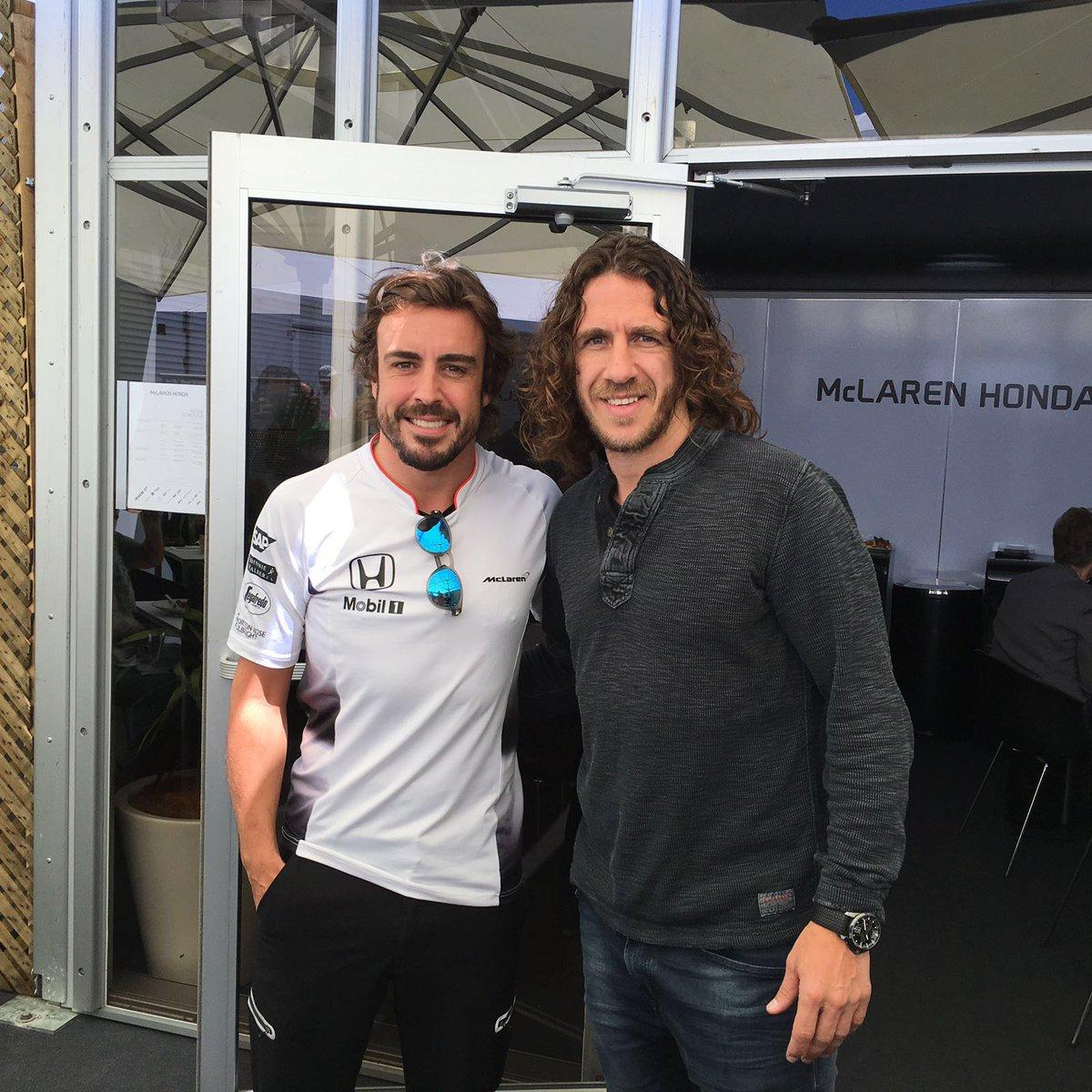 ¿Cuánto mide Fernando Alonso? - Altura - Real height CkroSmKWYAAPVnZ