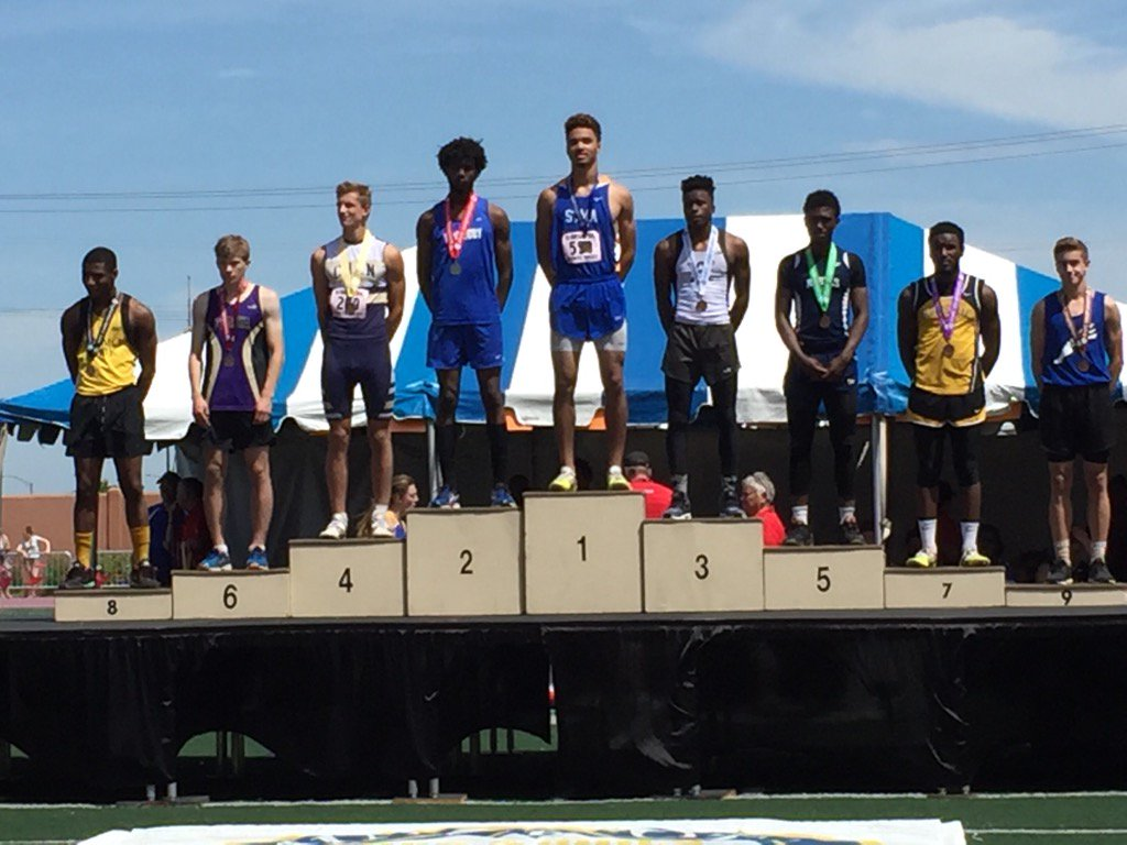 Chanstormcc On Twitter Alex Spillum Takes 4th In The Long Jump